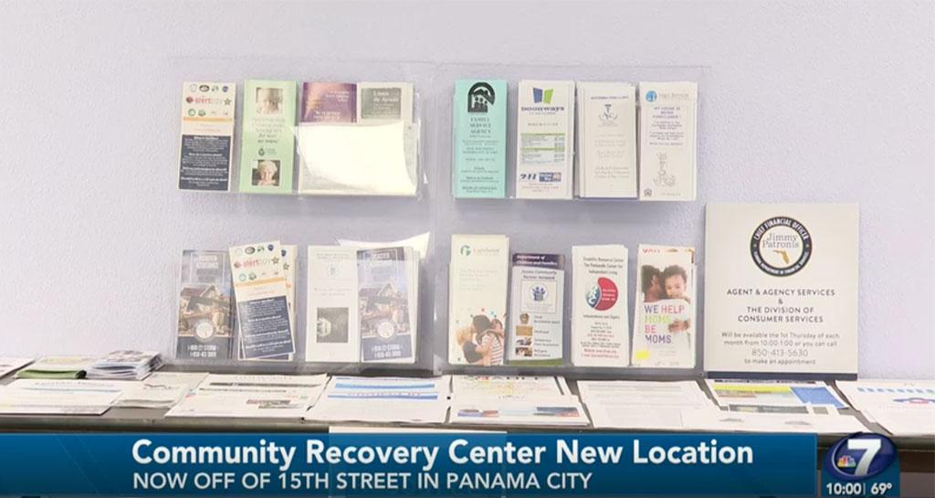Panama City's new Community Recovery Center